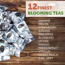 wonderful blooming tea