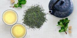 japanese loose leaf green tea