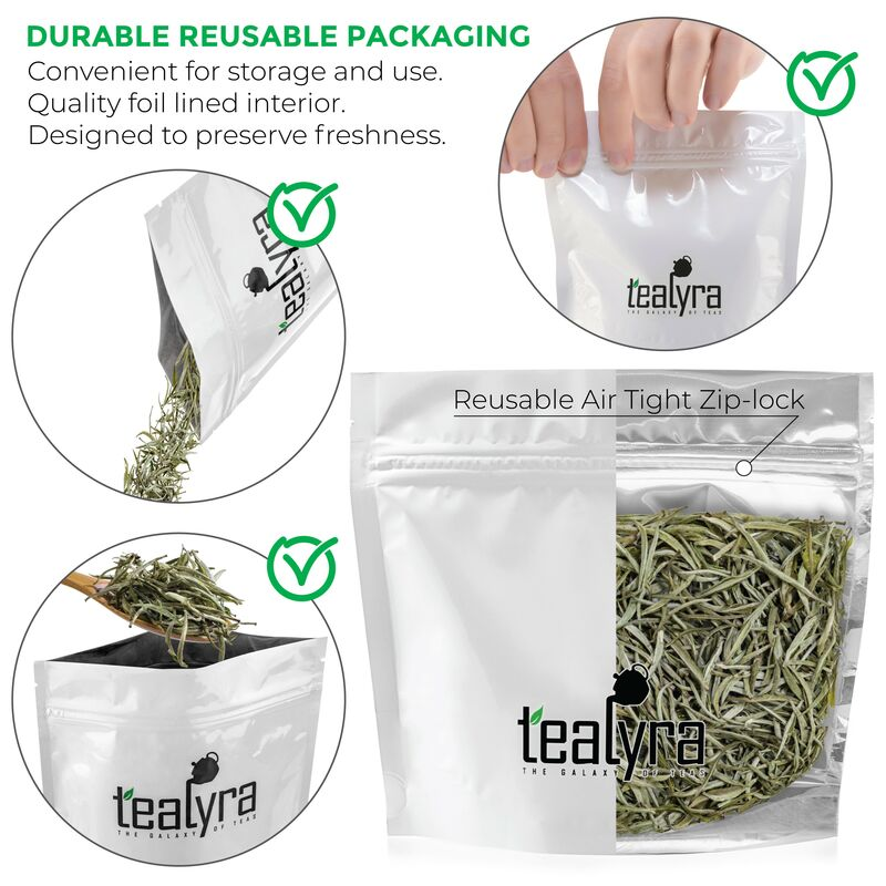 organic indian white tea