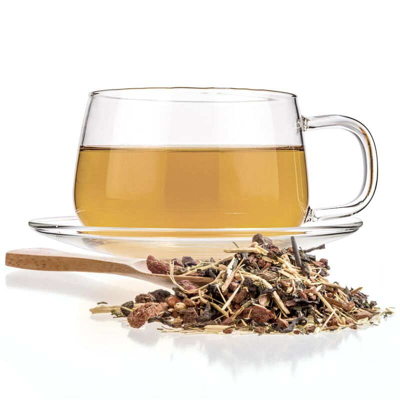 loose leaf puerh tea