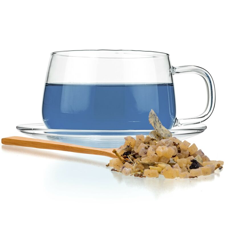 Buy Tropical Blue Lavender Splash Tea