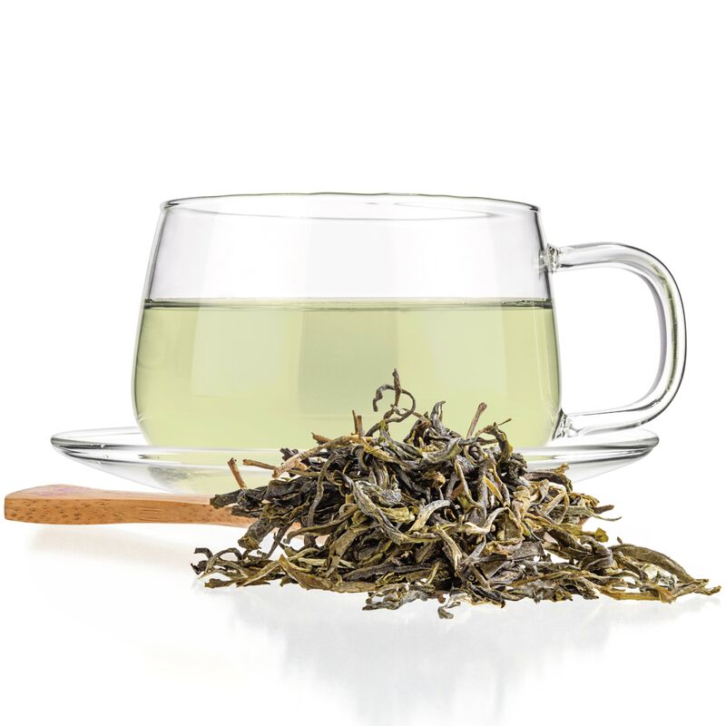 weight loss chinese green tea