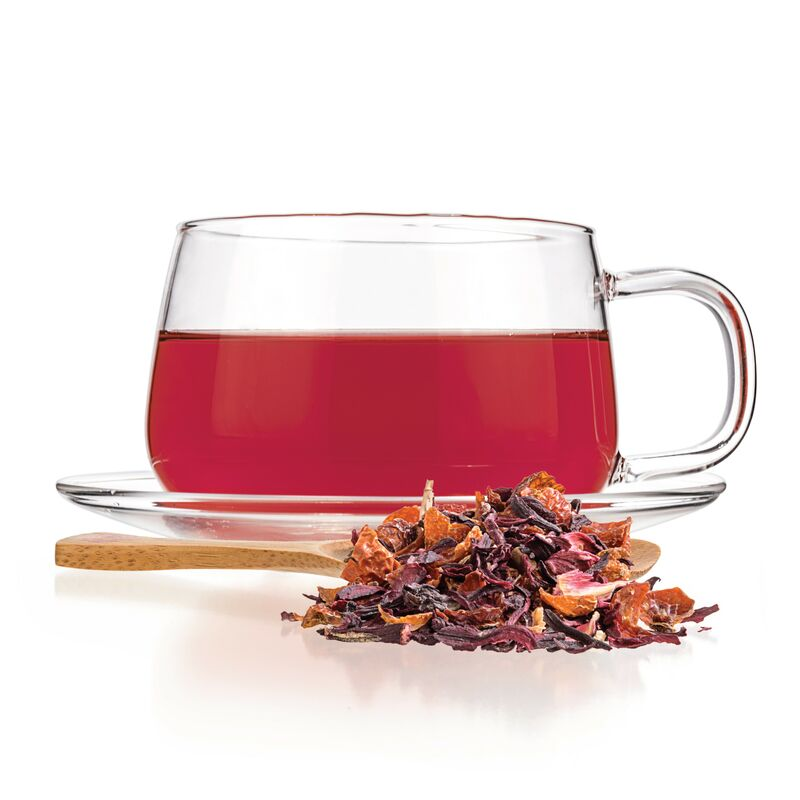 Buy Hibiscus and Rosehips Tea