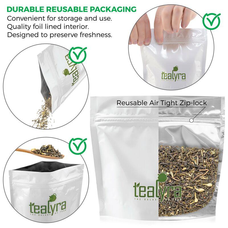 high mountain green tea